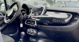 פיאט 500X 2016 1.4 טורבו שחור