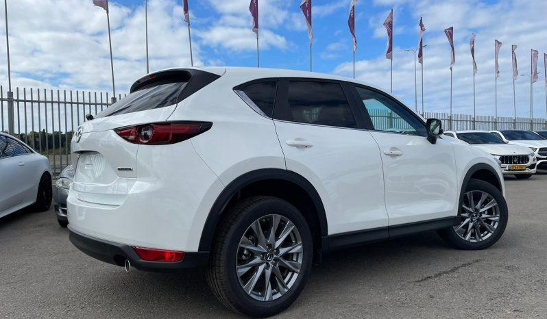 מאזדה CX5  2021 חדשה לבן full